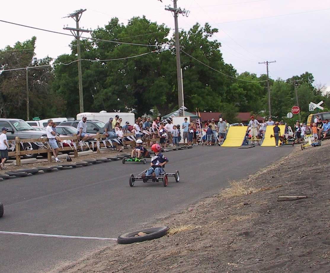 Electronic Finish Lines For Pinewood Derby And Hot Wheels